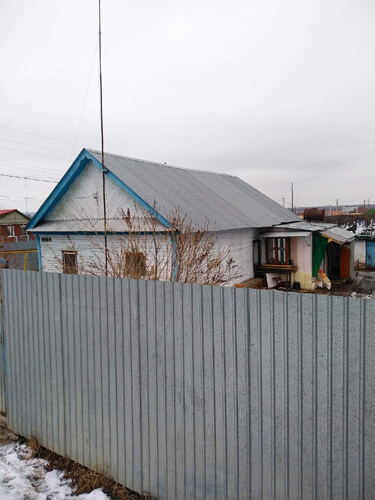 дома алексеевка