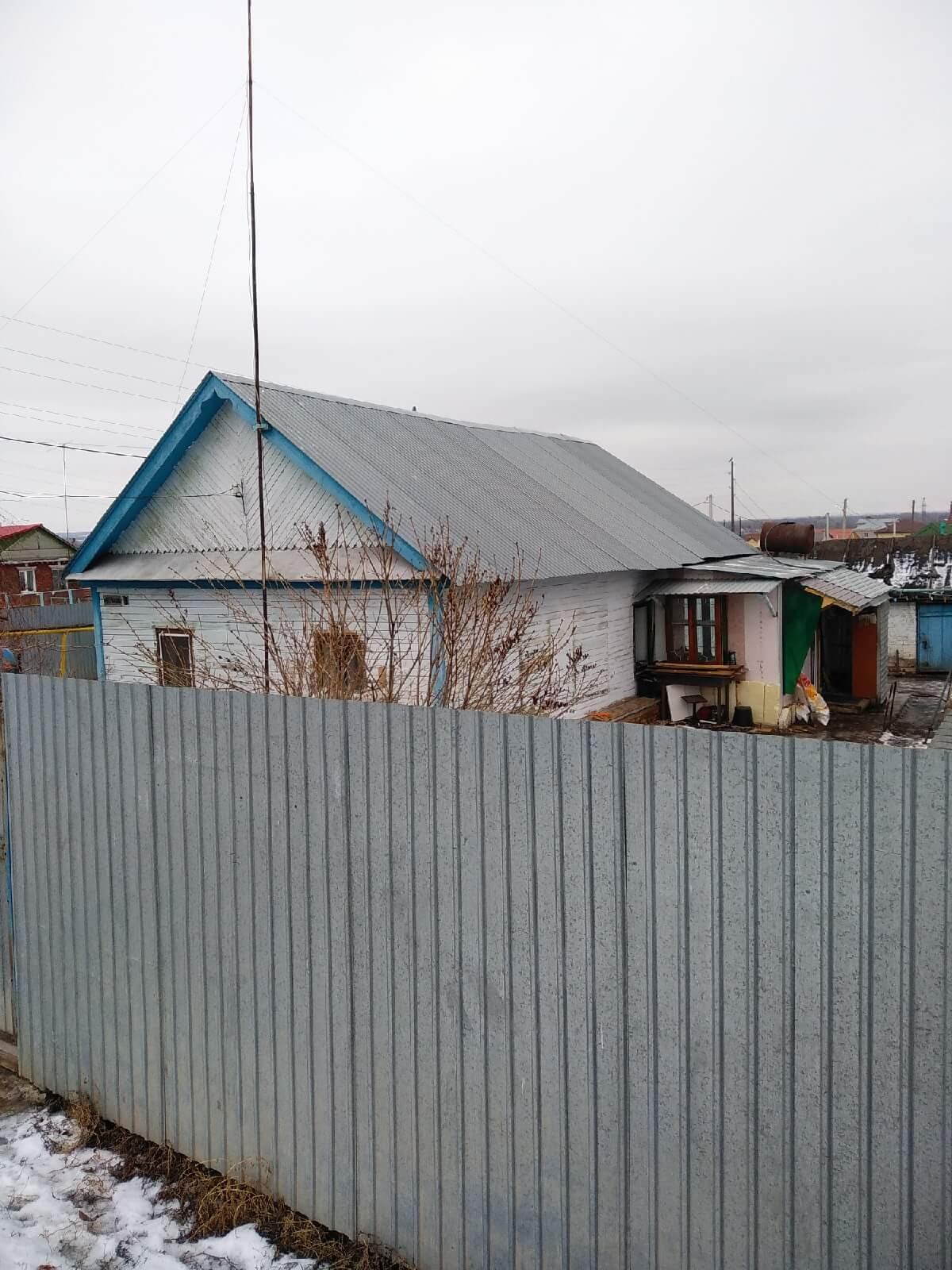 Дом, пгт. Алексеевка, агентство недвижимости Александра Замула