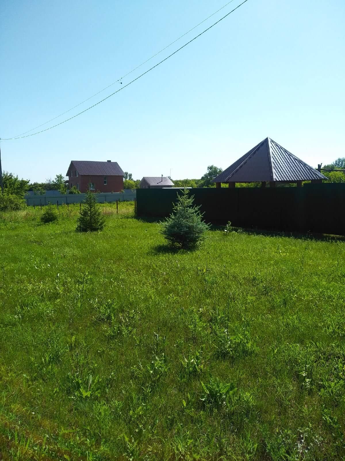 Земельный участок 15 соток,  п. Нижненикольский, Самарская область, агентство недвижимости Александра Замула